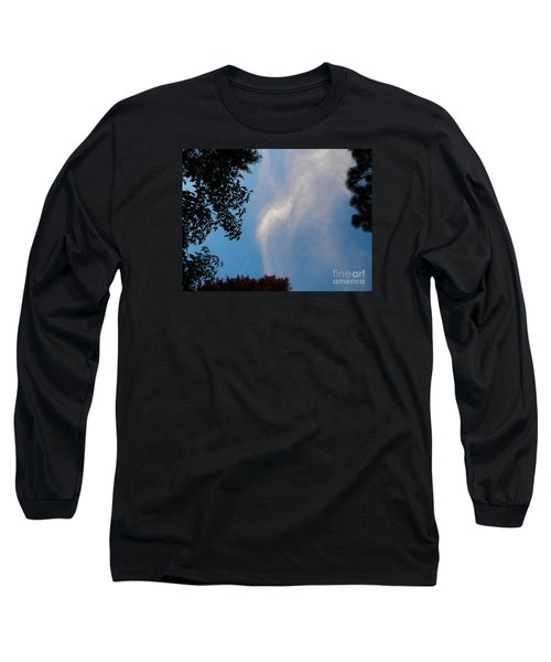 Opening Windows From Heaven Long Sleeve T-Shirt