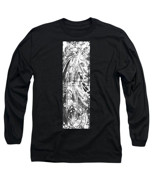 Long Sleeve T-Shirt featuring the painting Opportunity by Carol Rashawnna Williams
