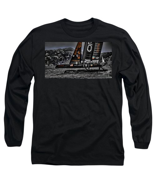 Oracle Winner 34th America's Cup Long Sleeve T-Shirt