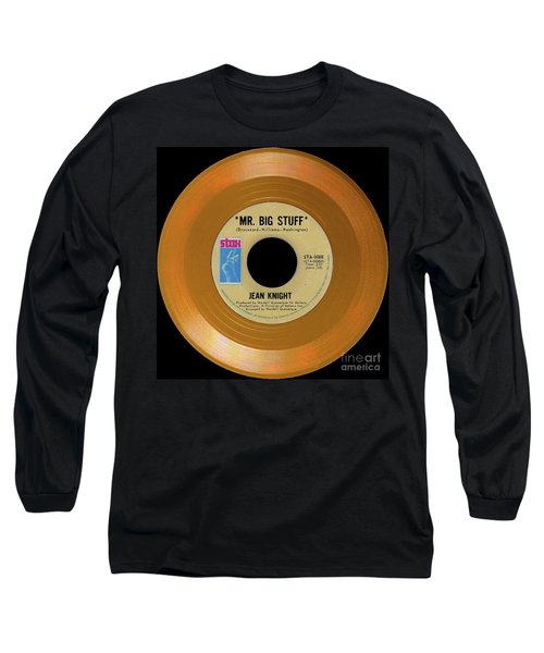 Orange 45 Long Sleeve T-Shirt