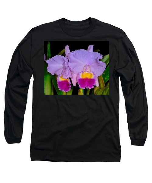 Orchid 428 Long Sleeve T-Shirt