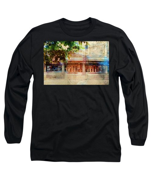 Ordway Center Long Sleeve T-Shirt by Susan Stone