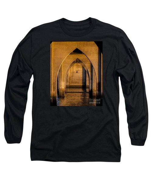 Oregon Bridge 1 Long Sleeve T-Shirt