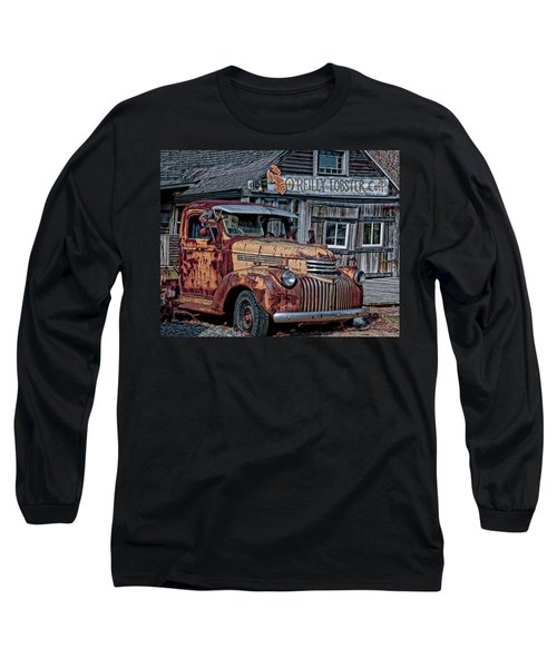 O'reilly Lobster Pound Long Sleeve T-Shirt