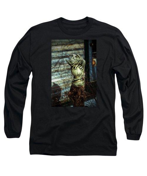Oscar Long Sleeve T-Shirt by Alana Thrower