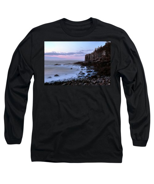 Otter Cliff Awash Long Sleeve T-Shirt