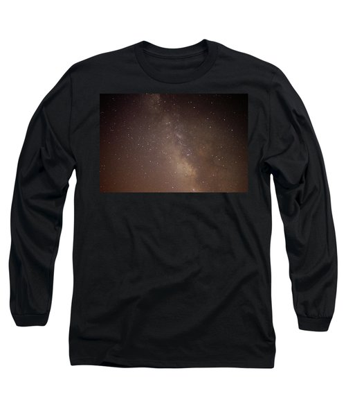 Our Galaxy I Long Sleeve T-Shirt by Carolina Liechtenstein