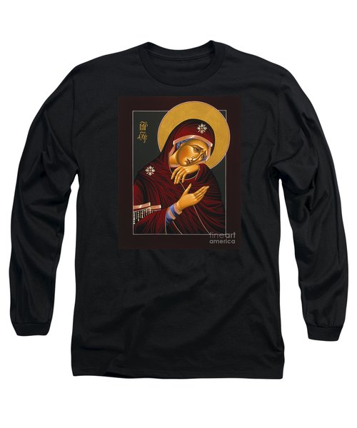 Our Lady Of Sorrows 028 Long Sleeve T-Shirt