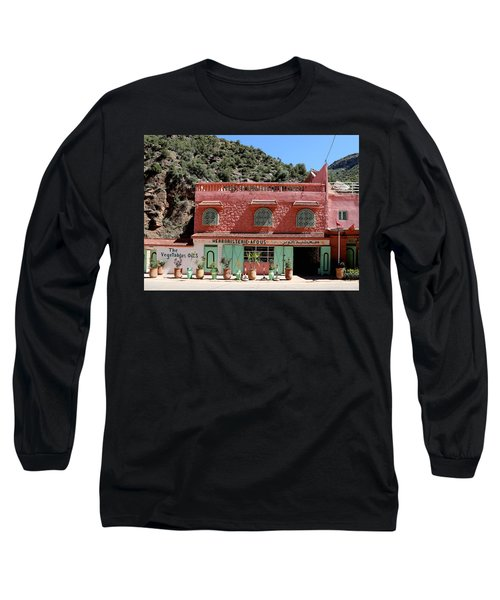 Long Sleeve T-Shirt featuring the photograph Ourika Valley by Andrew Fare