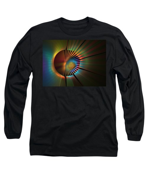Out Of The Corner Of My Eye Long Sleeve T-Shirt