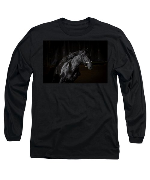 Out Of The Darkness Long Sleeve T-Shirt by Wes and Dotty Weber