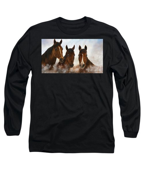 Out Of The Fog  Sold Long Sleeve T-Shirt