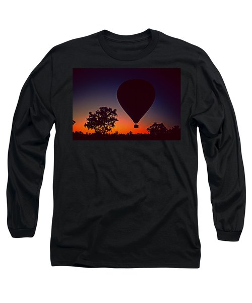 Outback Balloon Launch Long Sleeve T-Shirt