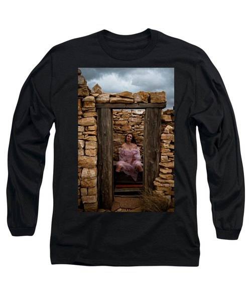 Outdoor Outhouse Long Sleeve T-Shirt