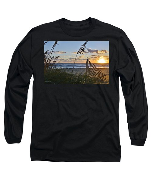 Outer Banks Sunrise Long Sleeve T-Shirt