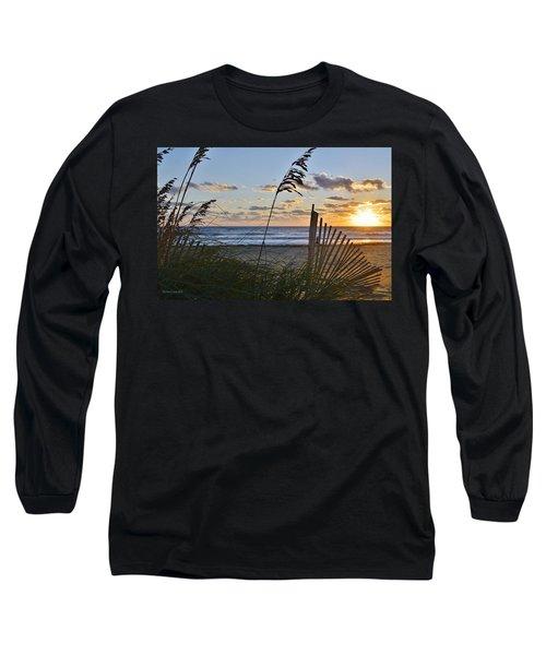 Outer Banks Sunrise Long Sleeve T-Shirt