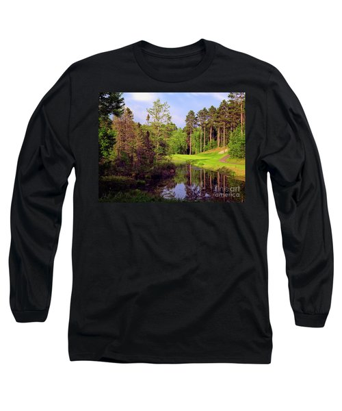 Over The Pond Long Sleeve T-Shirt
