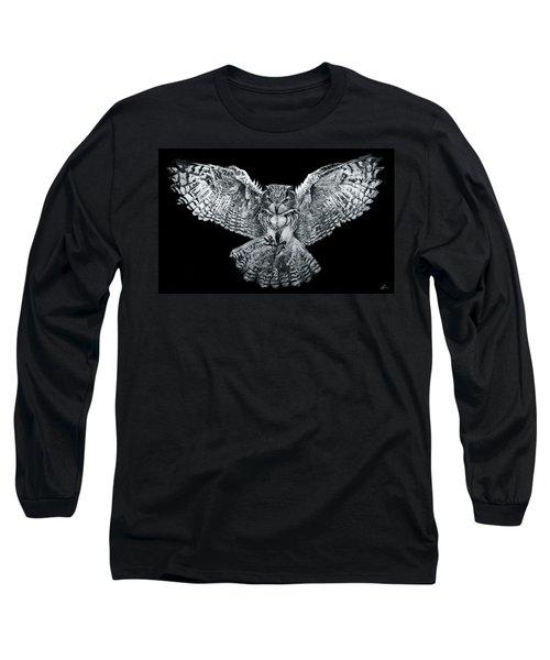 Owl 1 Long Sleeve T-Shirt
