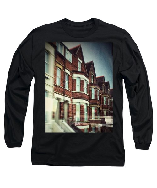 Long Sleeve T-Shirt featuring the photograph Oxford by Persephone Artworks