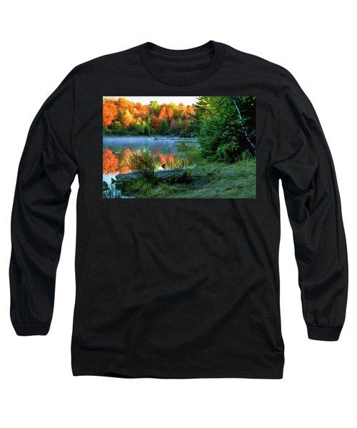 Pa 4018 Long Sleeve T-Shirt by Scott McAllister