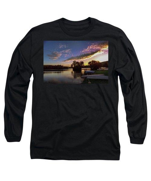 Pa French Creek 2074 Long Sleeve T-Shirt by Scott McAllister