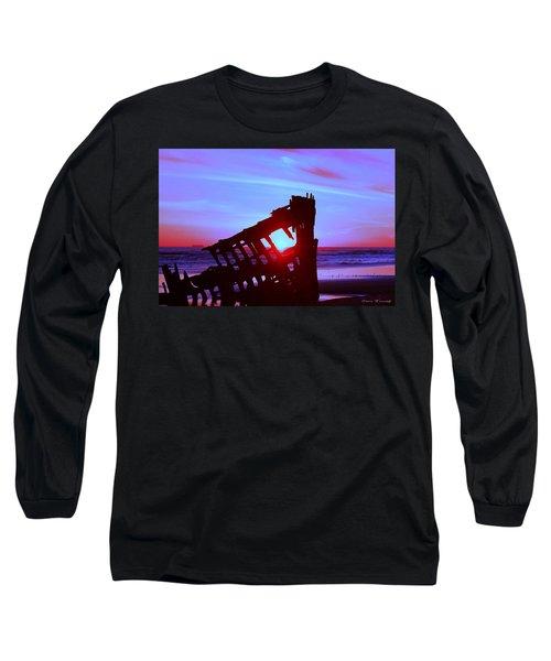 Pacific Glow Long Sleeve T-Shirt