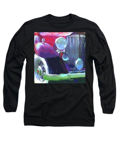 Packard Close Up Pop Long Sleeve T-Shirt