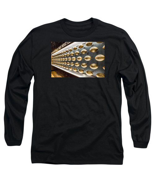 Packers Wall Of Fame Long Sleeve T-Shirt