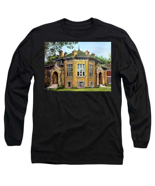 Page 45 Long Sleeve T-Shirt