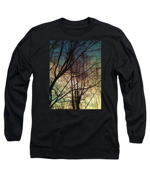 Paintbrush 5 Long Sleeve T-Shirt