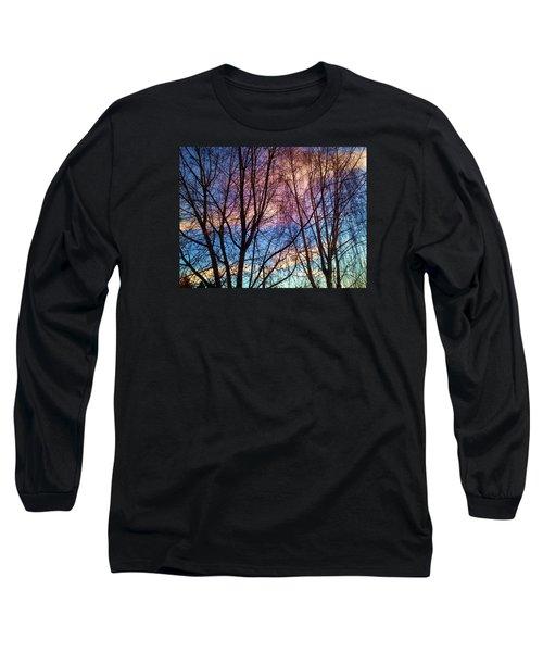 Paintbrush IIi Long Sleeve T-Shirt