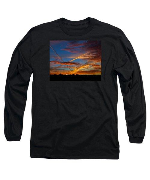 Painted Skies Long Sleeve T-Shirt
