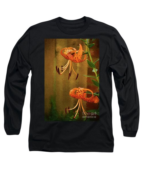 Painted Tigers Long Sleeve T-Shirt