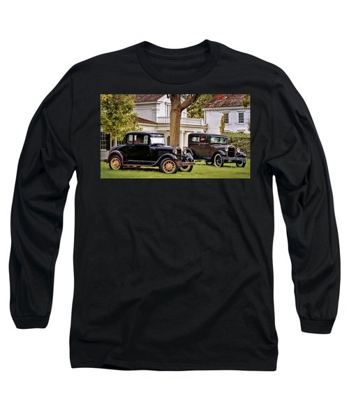 Pair Of Ford Model A  Long Sleeve T-Shirt