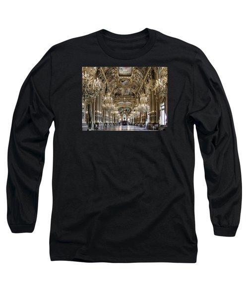 Palais Garnier Grand Foyer Long Sleeve T-Shirt
