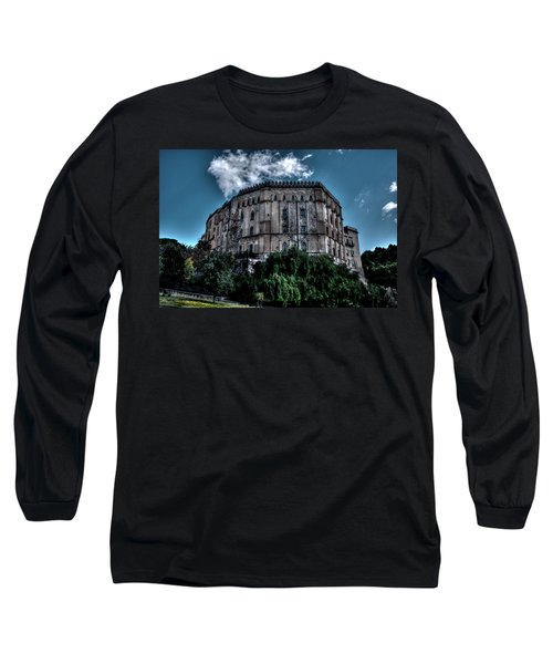 Palermo Center Long Sleeve T-Shirt by Patrick Boening