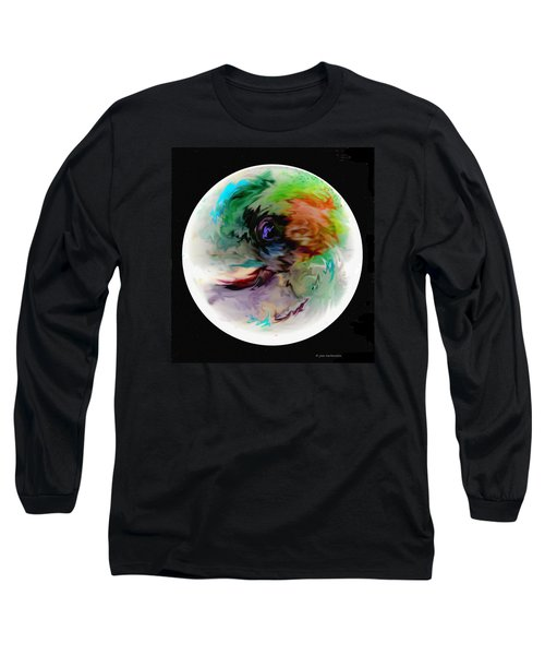 Long Sleeve T-Shirt featuring the photograph Palette Mix by Joan Hartenstein