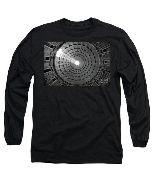 Pantheon Ceiling Long Sleeve T-Shirt