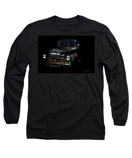 Old Farm Faithful Long Sleeve T-Shirt
