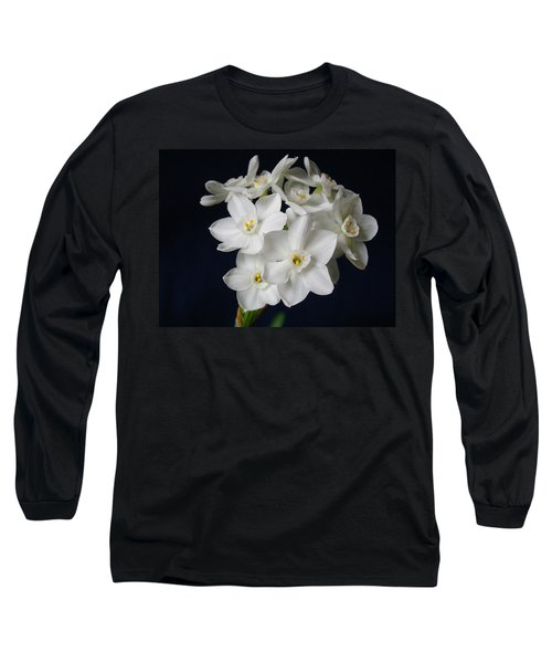 Paperwhites Long Sleeve T-Shirt