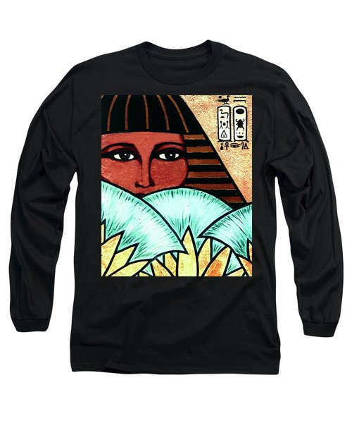 Papyrus Girl Long Sleeve T-Shirt