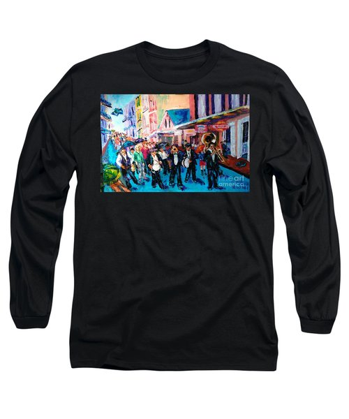 Parade For Joe Long Sleeve T-Shirt
