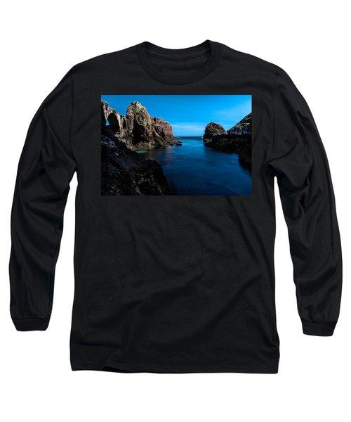 Paradise Lost At Sea Long Sleeve T-Shirt