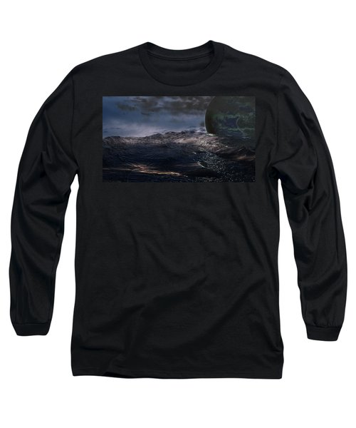 Parallel Universe In Discord Long Sleeve T-Shirt