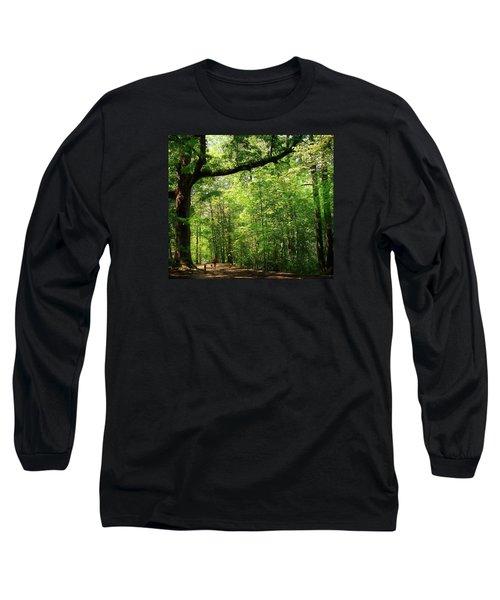 Paris Mountain State Park South Carolina Long Sleeve T-Shirt