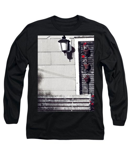Paris On My Mind Long Sleeve T-Shirt
