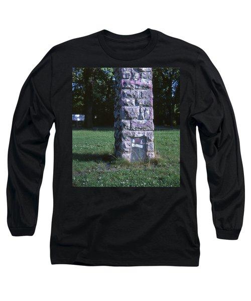 Park Column Long Sleeve T-Shirt