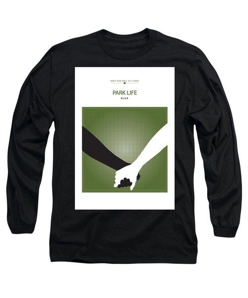 Park Life -- Blur Long Sleeve T-Shirt