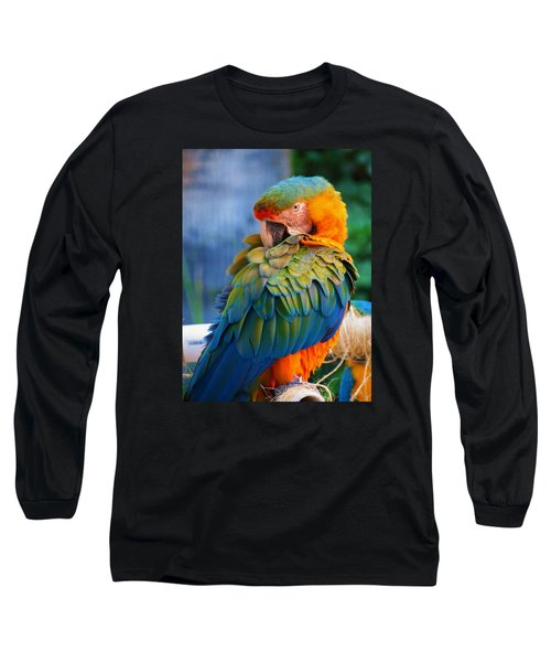 Parrot 2 Long Sleeve T-Shirt