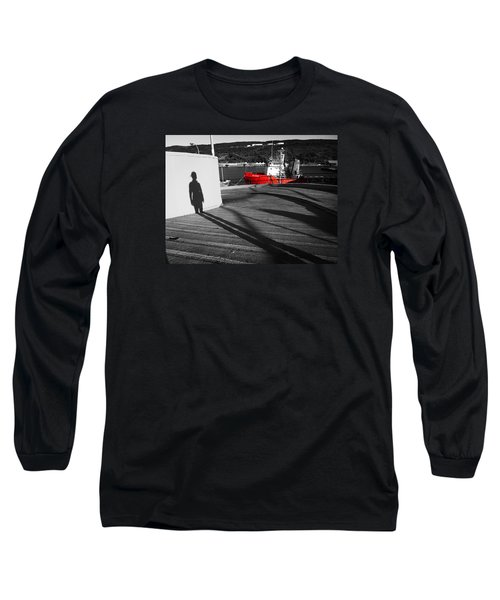 Parting Long Sleeve T-Shirt by Zinvolle Art